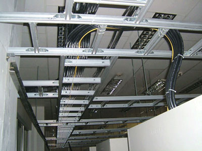 机房走线架 郑州现代电缆桥架厂